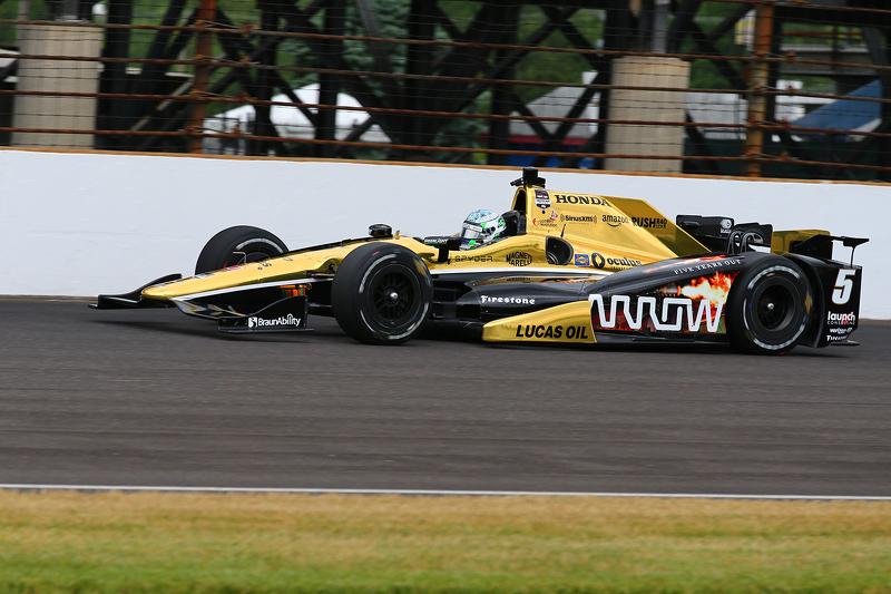 Ryan Briscoe, Schmidt Peterson Motorsports Honda