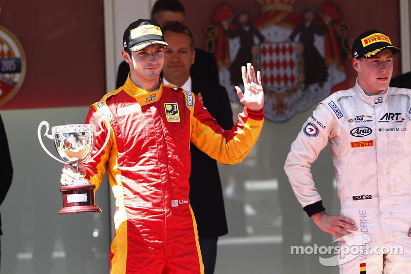 3. Sergio Canamasas, MP Motorsport