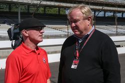 Derek Daly dan Dale Coyne