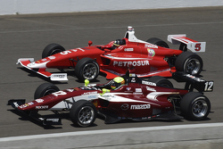 Juan Piedrahita, Belardi Auto Racing en Spencer Pigot, Juncos Racing