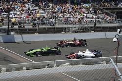Spencer Pigot, Juncos Racing, Ethan Ringel, Schmidt Peterson Motorsports, dan Jack Harvey, Schmidt P