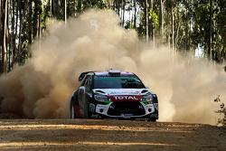 Мадс Остберг, Citroen WRT, Citroen DS3 WRC