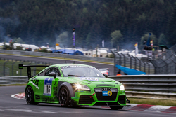#116 MSC Sinzig e.V. in ADAC Audi TT: Rudi Speich, Roland Waschkau, Dirk Vleugels, Thorsten Jung