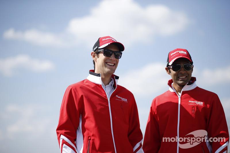 Bruno Senna und Karun Chandhok, Mahindra Racing