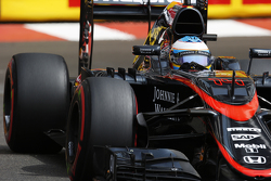 Fernando Alonso, McLaren MP4-30 Honda