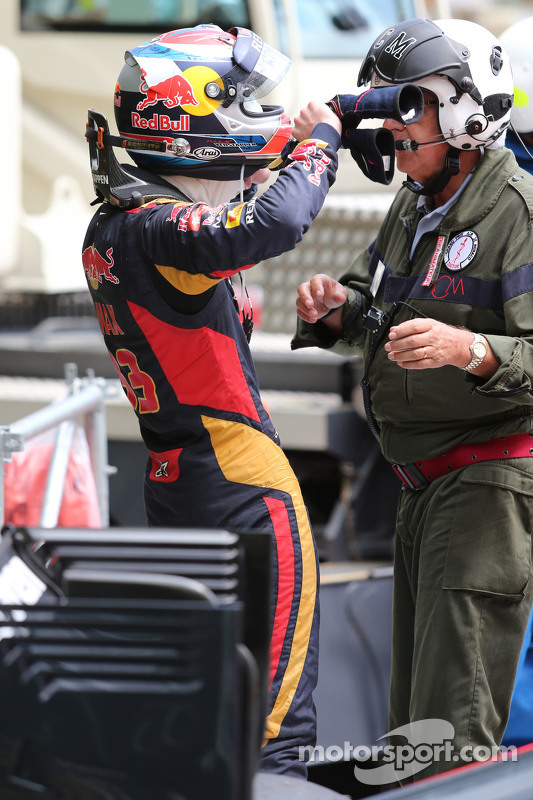 Max Verstappen, Scuderia Toro Rosso, Unfall mit Romain Grosjean, Lotus F1 Team