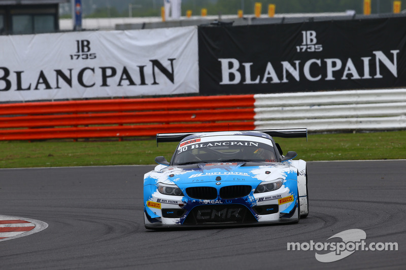 #30 Classic & Modern Racing, BMW Z4: Jean-Luc Blanchemain, Pierre Hirschi, Thomas Nicolle