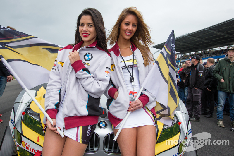 Marc VDS Racing, Gridgirls