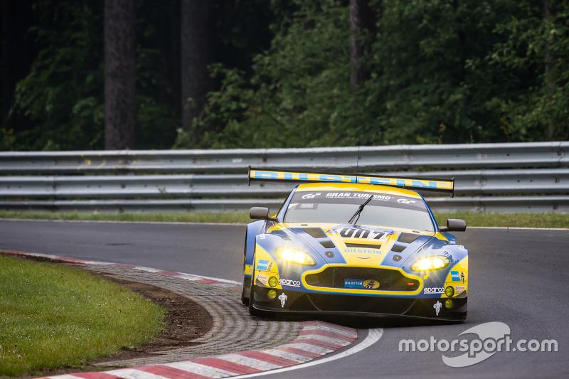 #7 Aston Martin Racing Aston Martin Vantage GT3: Стефан Мюке, Даррен Тернер, Педро Ламі, Річі Стеневей