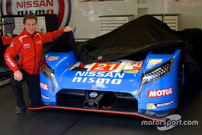 Nissan präsentiert Retrodesign