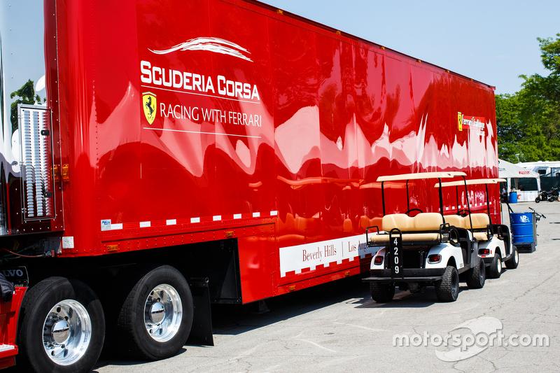 Scuderia Corsa, Trucks