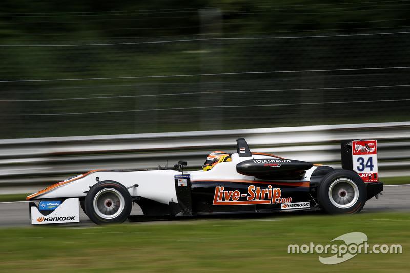 Markus Pommer, Motopark, Dallara F312 Volkswagen
