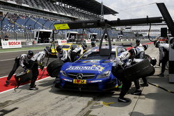 Parada en pits, Gary Paffett, ART Grand Prix Mercedes-AMG C63 DTM