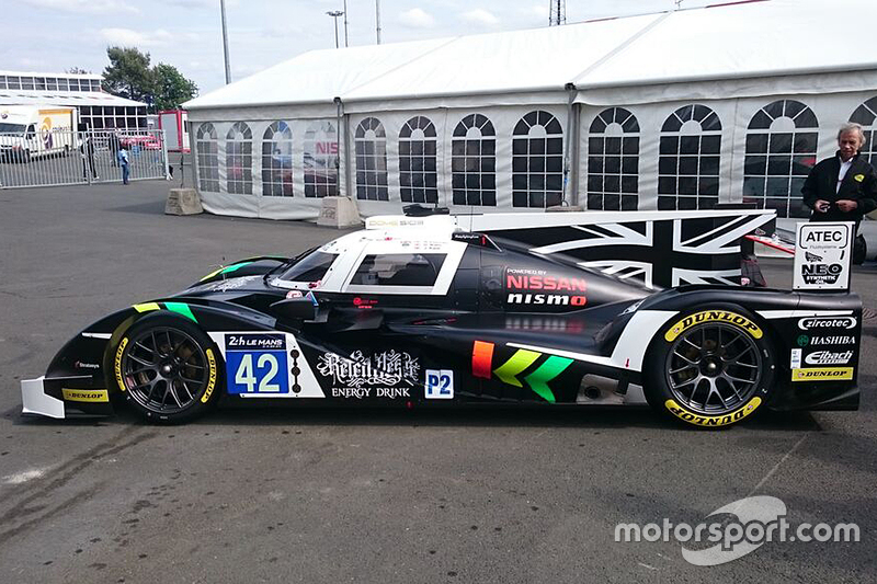 Strakka Racing, Strakka Dome