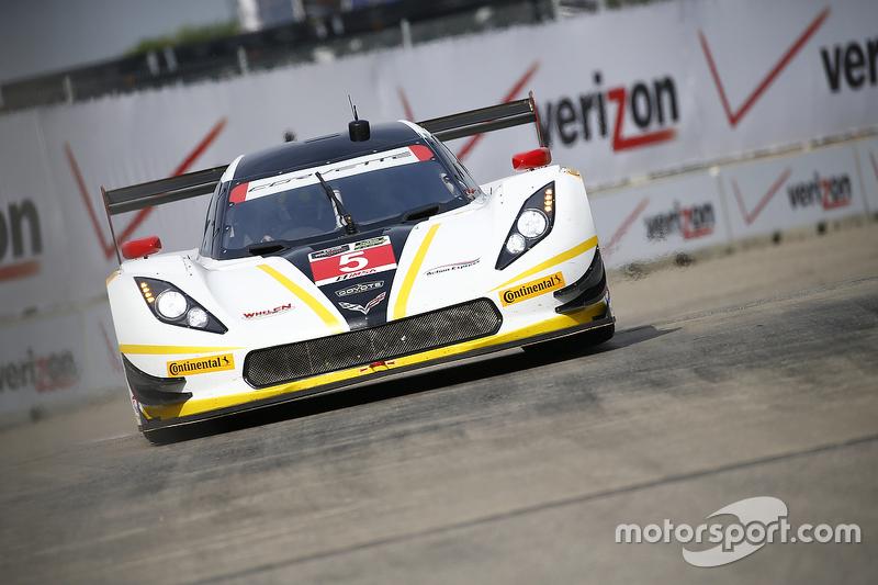 #5 Action Express Racing, Corvette DP: Joao Barbosa, Christian Fittipaldi