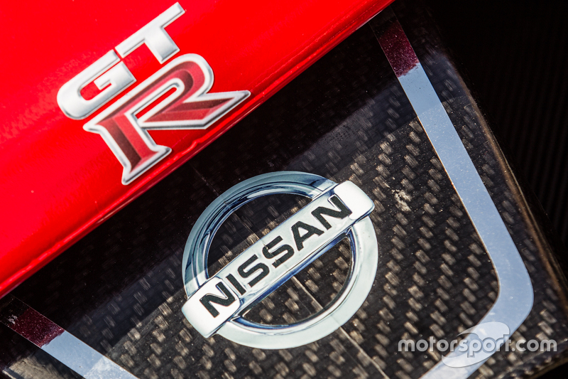 #22 Nissan Motorsports, Nissan GT-R LM NISMO, Detail