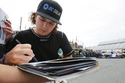 Brennan Poole, HScott Motorsports