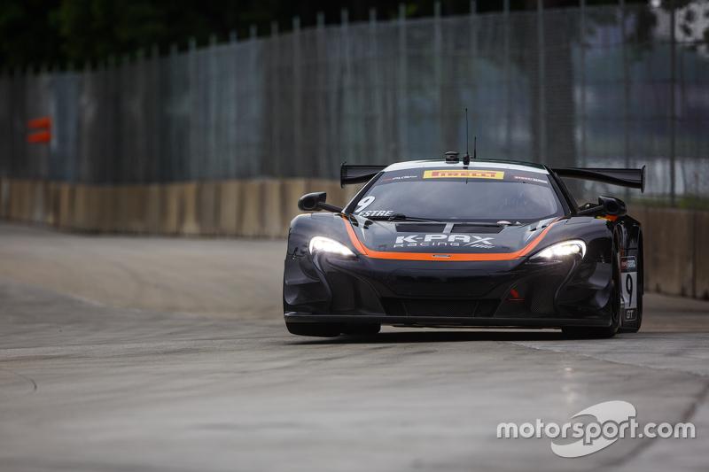 #9 K-Pax Racing McLaren 650S GT3: Кевін Естре