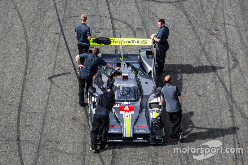 #4 ByKolles Racing, CLM P1/01