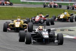 Charles Leclerc, Van Amersfoort Racing Dallara Volkswagen con Antonio Giovinazzi, Jagonya Ayam con C