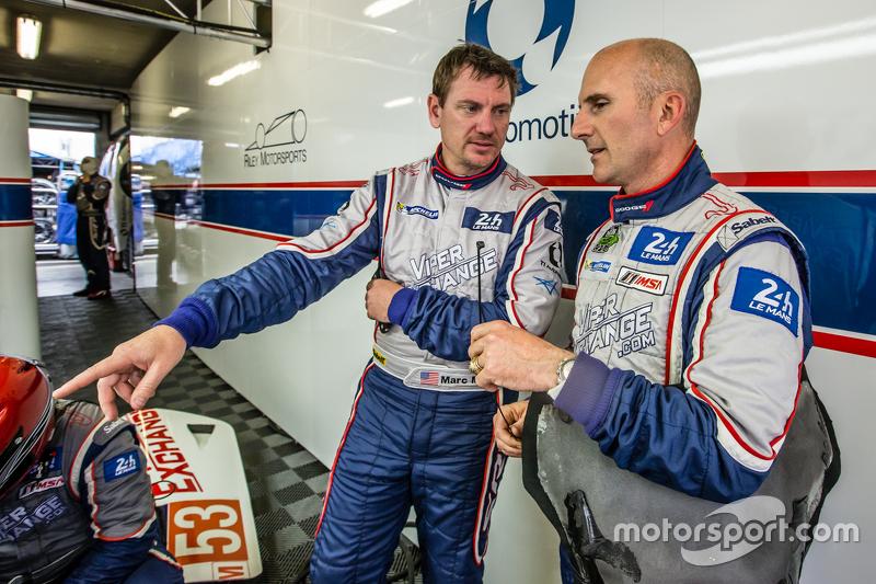 #53 Riley Motorsports Dodge Viper GTS-R: Marc Miller dan Ben Keating