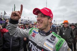 Ganador de la Carrera Sébastien Bourdais, KV Racing Technology