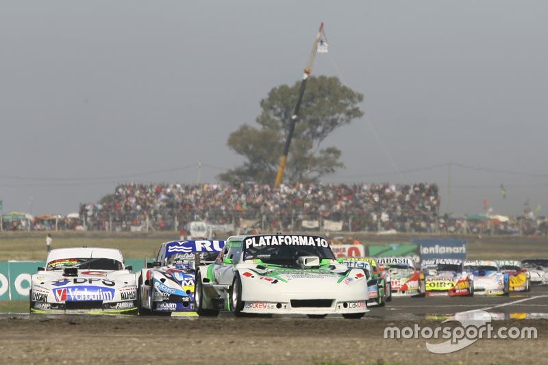 Santiago Mangoni, Laboritto Jrs Torino and Gabriel Ponce de Leon, Ponce de Leon Competicion Ford and