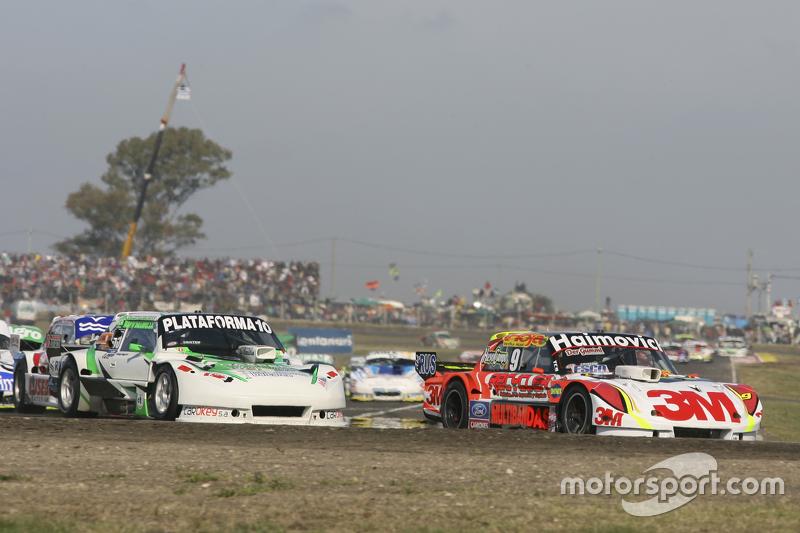 Mariano Werner, Werner Competicion, Ford, und Santiago Mangoni, Laboritto Jrs, Torino