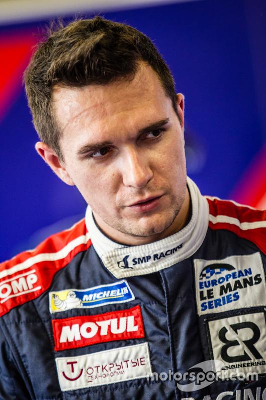 #37 SMP Racing, BR01: Mikhail Aleshin