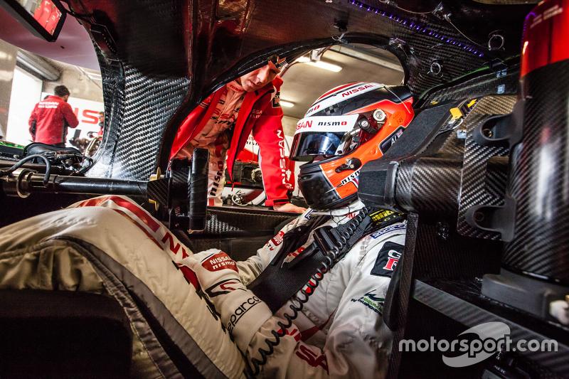 #22 Nissan Motorsports, Nissan GT-R LM NISMO: Max Chilton und Alex Buncombe