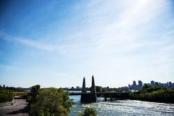 Vista di  Montreal