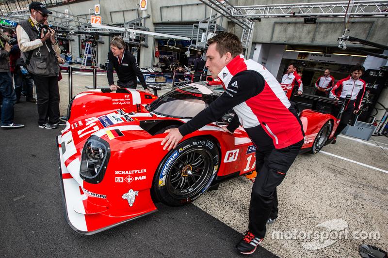 #17 Porsche Team, Porsche 919 Hybrid