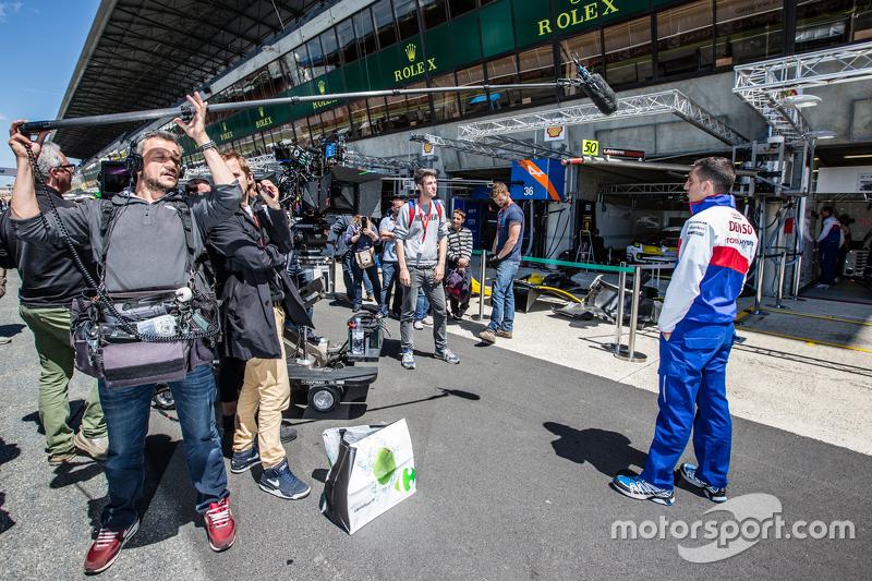 #1 Toyota Racing, Toyota TS040 Hybrid: Sébastien Buemi