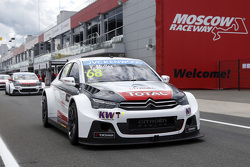 Іван Муллер, Citroën C-Elysée WTCC, Citroën World Touring Car team