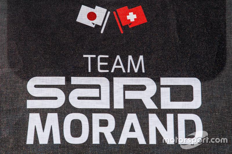 Team SARD-Morand, Schriftzug