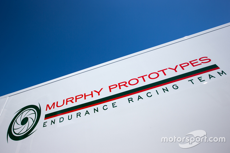 Murphy Prototypes Транспортер та лого / вивіски