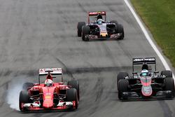 Себастьян Феттель, Scuderia Ferrari, Фернандо Алонсо, McLaren Honda