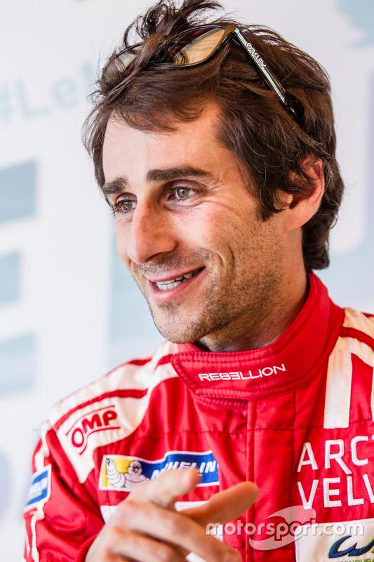 Rebellion Racing: Nicolas Prost