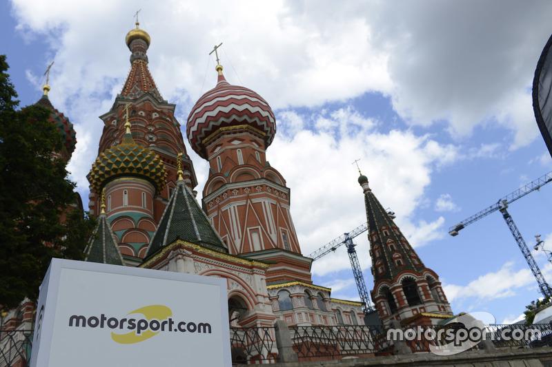 Motorsport.com вивіска