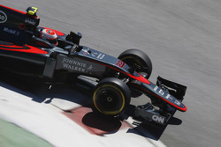 Дженсон Баттон, McLaren Honda