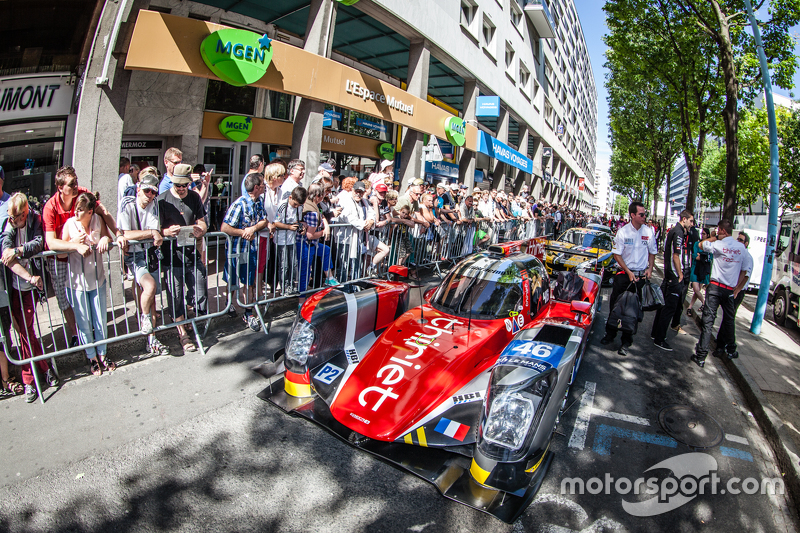 #46 Thiriet by TDS Racing ORECA 05