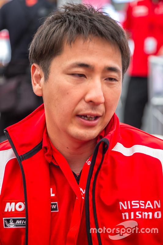 Nissan Motorsports: Tsugio Matsuda