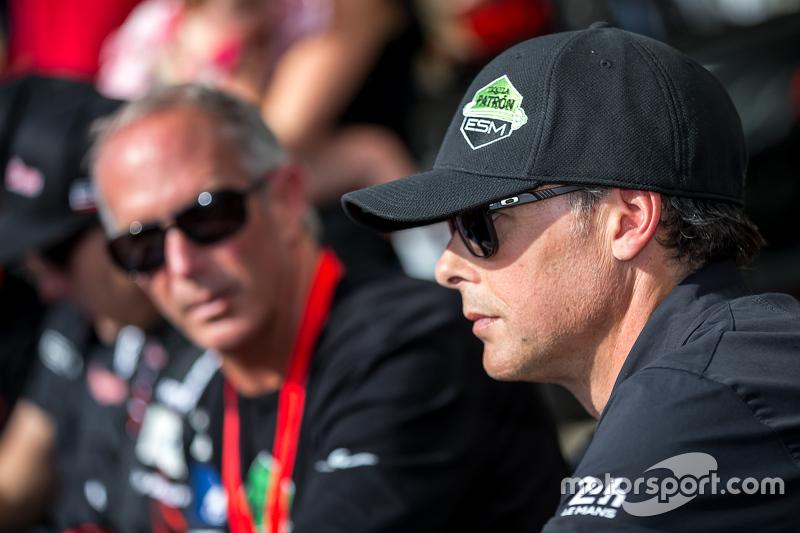Extreme Speed Motorsports: Johannes van Overbeek