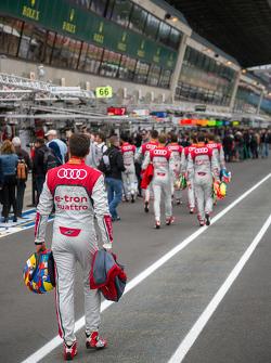 Audi Sport Team Joest: Loic Duval