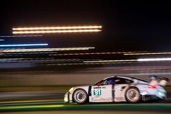 #91 Porsche Team Manthey Porsche 911 RSR: Річард Літц, Jörg Bergmeister, Майкл Крістенсен