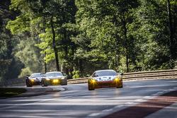 #55 AF Corse Ferrari 458 GTE: Данкан Кэмерон, Мэтт Гриффин, Алекс Мортимер