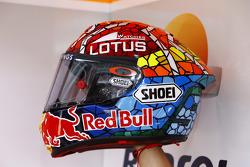 Casco de Marc Márquez, Repsol Honda Team