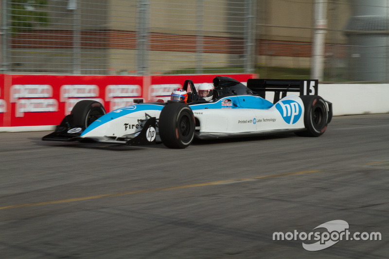 Two-seater IndyCar