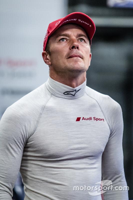 #7 Audi Sport Team Joest Audi R18 e-tron quattro: Марсель Фаслер