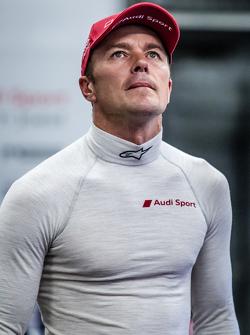 #7 Audi Sport Team Joest, Audi R18 e-tron quattro: Marcel Fässler